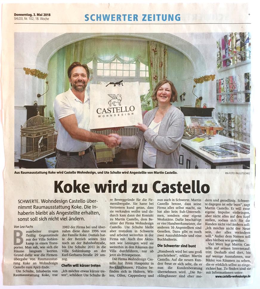 Castello Wohndesign